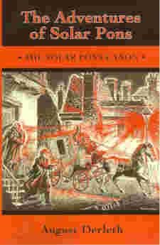 Solar Pons Mr. Fairlie's Final Journey by August Derleth # 7 PB 1976 1st Print